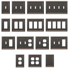 toggle wall switch cover plate decor
