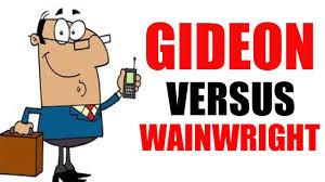 gideon v wainwright