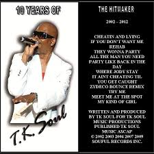 the hit maker years of tk soul