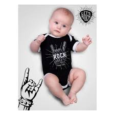 <b>Боди с коротким</b> рукавом <b>Amarobaby</b> ROCK BABY 02 ROCK ...