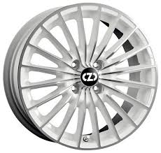 OZ Racing 35 Anniversary 8x18/5x120 ET40 White Wheel ...