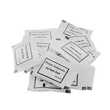 Buy PrimeSurgicals Jal <b>Neti Salt</b> • Pre-Measured Sachet • Pack of ...