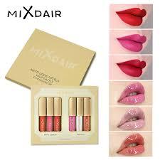 MIXDAIR, <b>жидкая матовая помада</b> для губ, водостойкая, <b>стойкая</b> ...