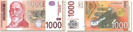 Bildergebnis für tausend dinar