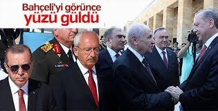 Erdoğan ve Kılıçdaroğlu törende hiç konuşmadı
