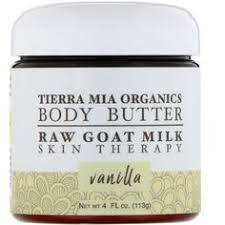 Tierra Mia Organics Масло для тела сырое козье молоко терапия ...
