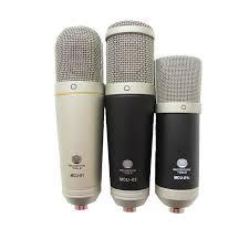 Чем отличаются <b>микрофоны Recording Tools</b> MCU-01, MCU-01c ...
