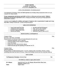 sample civil engineer resume cv sample for civil engineering       civil engineering resume
