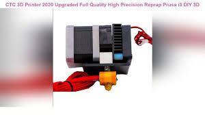 Discount CTC <b>3D</b> Printer <b>2020 Upgraded Full</b> Quality High Precision ...