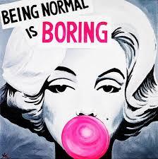 <b>Normal Is Boring</b> - Home | Facebook