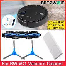BlitzWolf-VC1 <b>Sweeper Accessories Set Main</b> Brush Side Brush ...