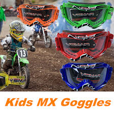 <b>New Arrival kids Motorcycle</b> Off Riding Goggles Youth Motocross ...