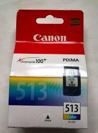 Обзор от покупателя на <b>Картридж Canon CL-513</b> цветной (color ...