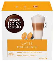 Кофе в капсулах <b>Nescafe</b> Dolce Gusto <b>Latte Macchiato</b> 8 порций ...