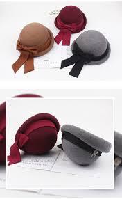 2019 <b>Fibonacci 2019 New</b> Brand Quality Women'S Fedora Hats ...