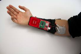 <b>New wearable tech</b> is closing the gap between humans and cyborgs