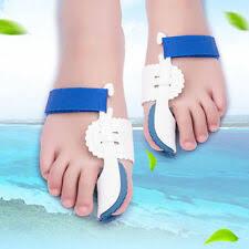 Bunions White Toe Correctors Sleeves for sale   eBay