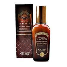 3W CLINIC Premium Placenta Age Repair Emulsion ...