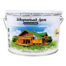 <b>Здоровый</b> Дом <b>деревозащитное средство</b> Сосна 10 л, купить в ...