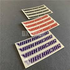 <b>4PCS Motorcycle Car</b> Wheel Sticker Decals Vinyl Reflective for ...