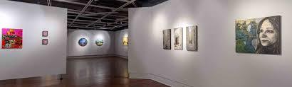 Warren G. <b>Flowers Art</b> Gallery