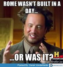 Ancient Aliens | Hilarious pictures with captions via Relatably.com