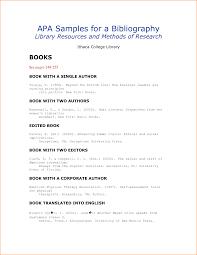 apa format bibliography example bibliography format related for 9 apa format bibliography example