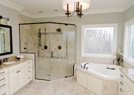 ideas bathroom tile color cream neutral: a chic bathroom that uses glazed ceramic tiles for the floors and walls some elements
