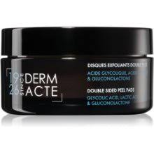 Academie All Skin Types Double Sided Peel Pads ...
