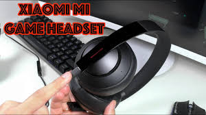 <b>Xiaomi Mi Game</b> Headset игровые <b>наушники</b> со звуком 7.1 ...