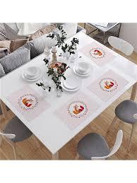 """<b>Комплект салфеток</b> для <b>сервировки</b> стола """"Лисья любовь"""" (32х46 ..."""
