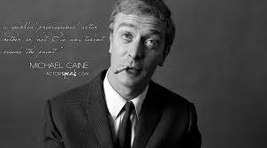 WALLPAPER: Michael Caine quote on acting with photo   ActorSpeak.com via Relatably.com
