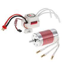 Brushless Motor ESC <b>Combo SURPASS HOBBY Platinum</b> Set 3660 ...