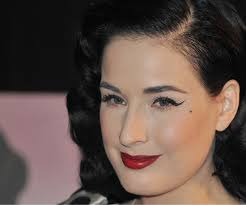 share this link copy dita von teese