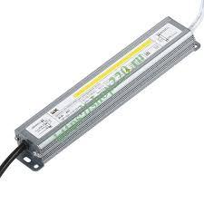 Купить <b>Драйвер LED</b> ИПСН-PRO <b>30Вт 12 В</b> блок- шнуры IP67 IEK ...