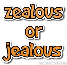 Working in Words: Zealous or jealous - Mixed messages and misused ... via Relatably.com