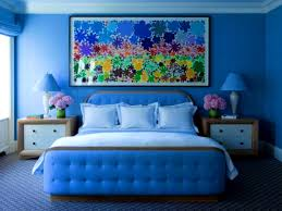 decorating ideas light blue walls