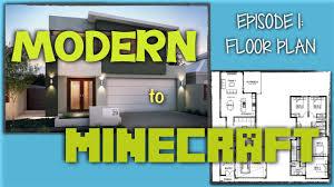 Modern To Minecraft   Episode     The Floor Plan   SuperStephGames    Modern To Minecraft   Episode     The Floor Plan   SuperStephGames