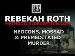 Image result for Rebekah Roth and her book 'Methodical Deception'