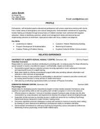 click here to download this academic advisor resume template  http    click here to download this volunteer counsellor resume template  http