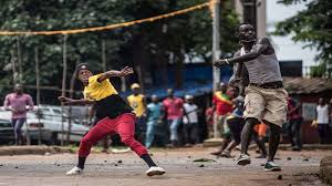 Deadly clashes flare ahead of Guinea election | Elections News | Al ...
