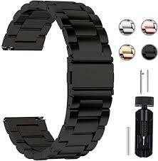 Fullmosa Quick Release <b>Watch Band</b>, <b>Stainless Steel Watch Strap</b> ...
