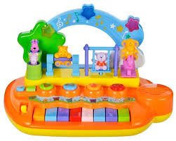 Музыкальная <b>игрушка Жирафики Парк</b> развлечений 939401