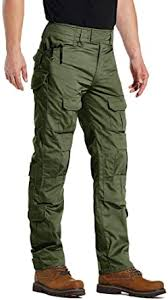AKARMY Men's Military Tactical Pants Casual ... - Amazon.com