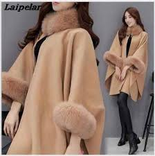 <b>Laipelar</b> Winter Warm Women <b>Fashion</b> Scarves Faux Fox Fur Scarf ...