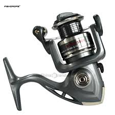 FISHDROPS 1000 6BB 5.5:1 Plastic <b>Spinning Fishing Reel Metal</b>...