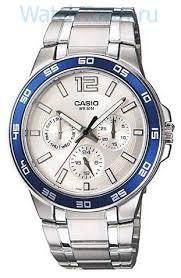 МУЖСКИЕ наручные <b>часы CASIO MTP1300D7A2</b> в Москве ...