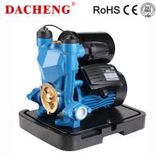 China Dchz370 0.5HP Quto <b>Smart Electric</b> Pressure <b>Pumps</b> ...