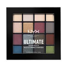 <b>NYX Professional Make Up</b> Ultimate Shadow Palette 01 Smokey ...