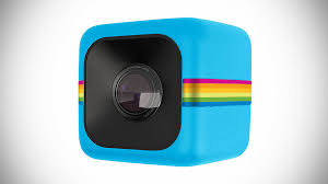 <b>Polaroid CUBE</b> Is An Irresistibly Cute Action Camera That Measures ...